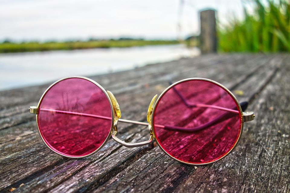 Gibt es die japanische Regenbrille wirklich?