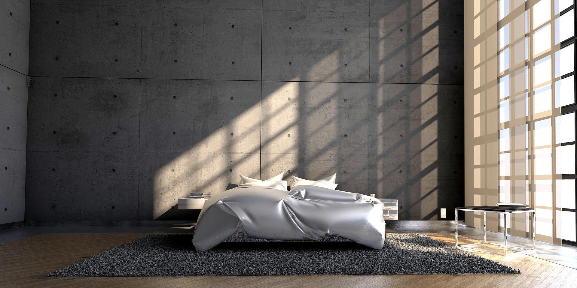 Beton – Baustoff und ästhetische Raumgestaltung