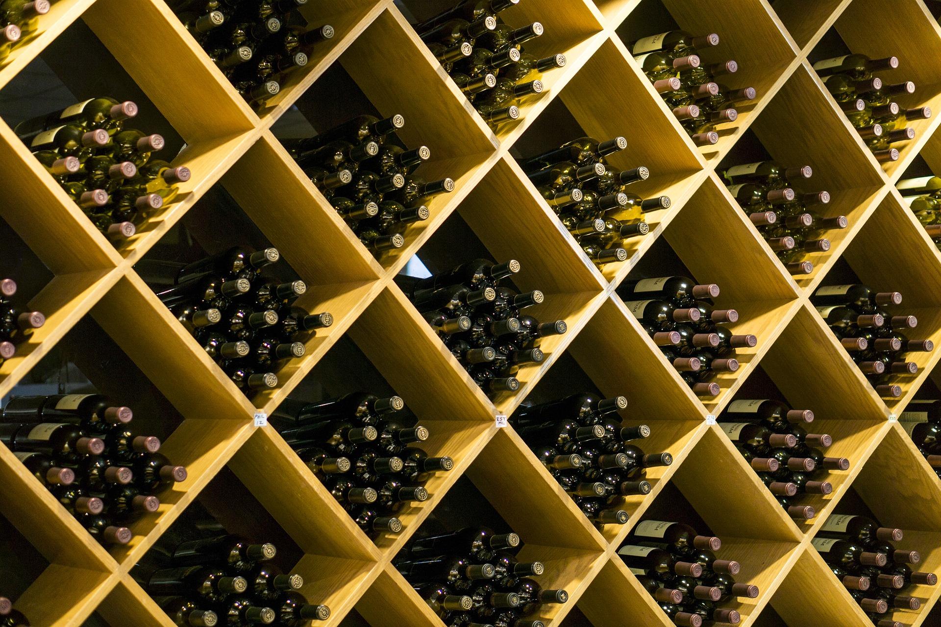 Weinregale für jeden Bedarf
