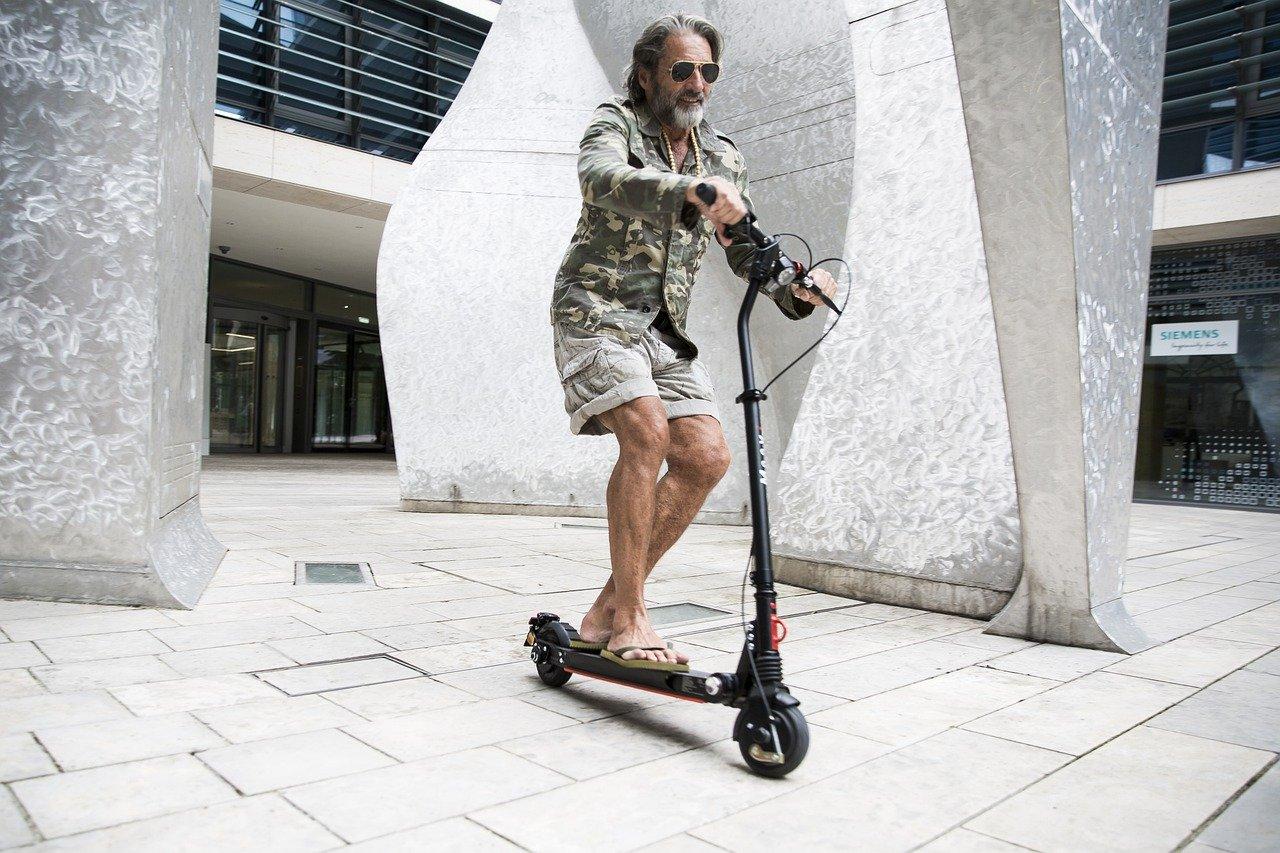 Elektro Scooter Tragkraft bis 150 kg gesucht?