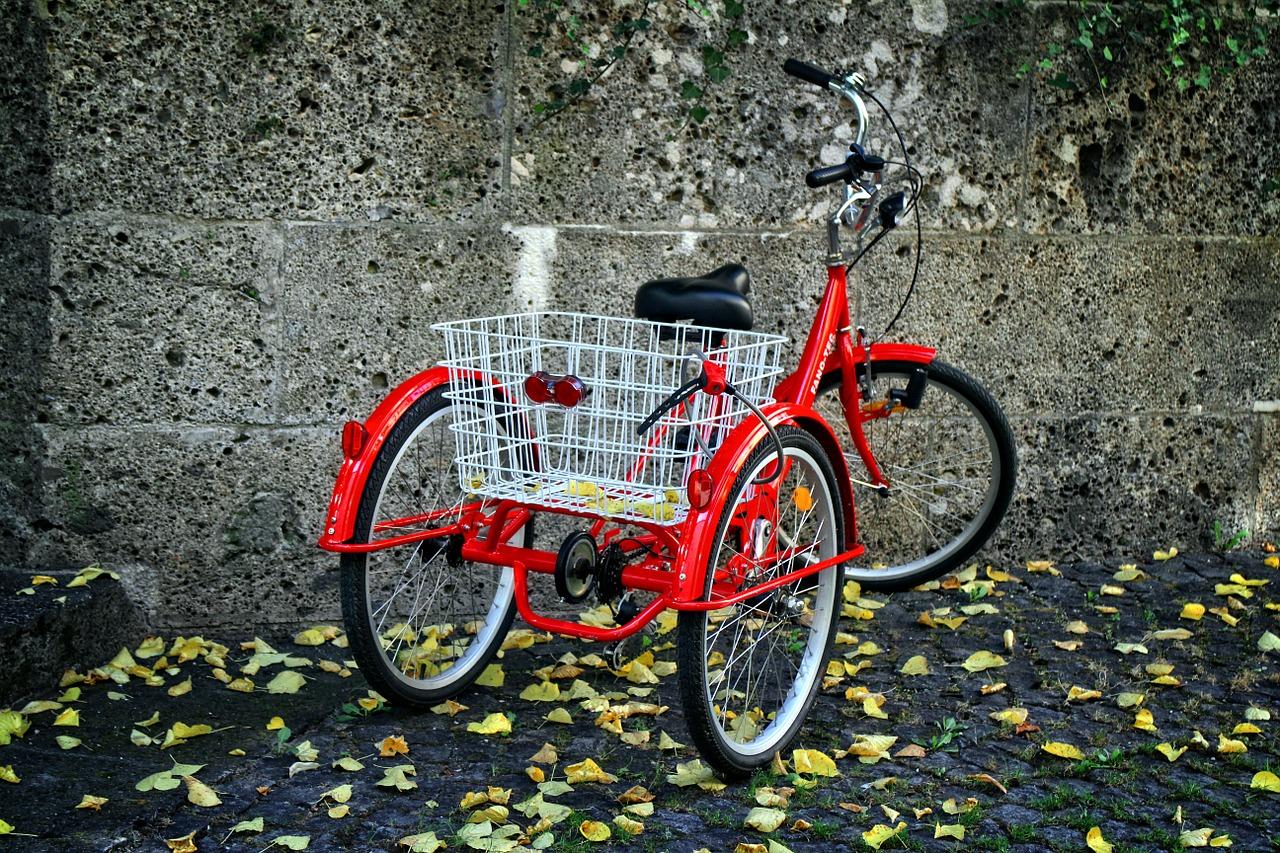 Dreirad für Erwachsene bis 150kg. Welches kaufen?