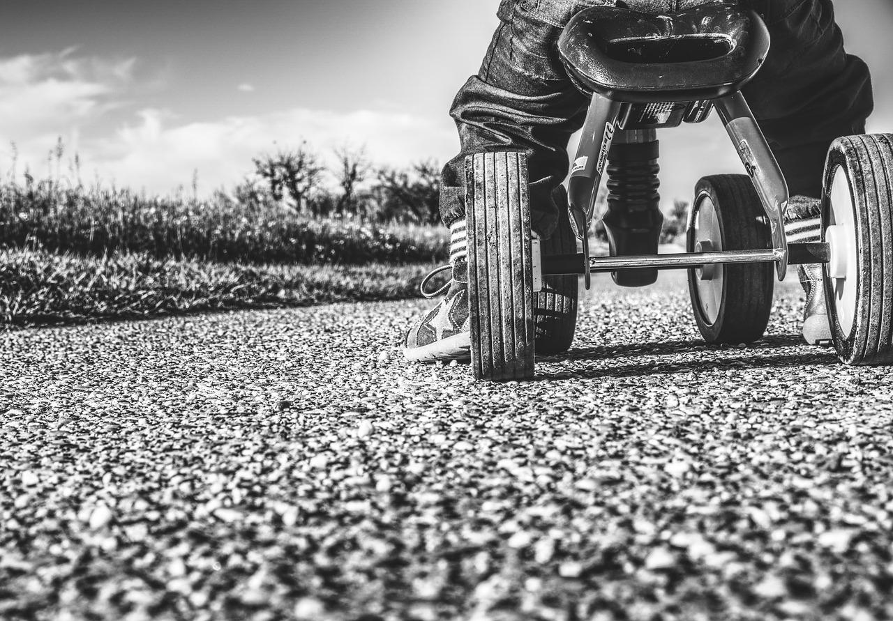 Laufrad mit vier Rädern – Die besten 20 Ideen auf 4 Rädern!