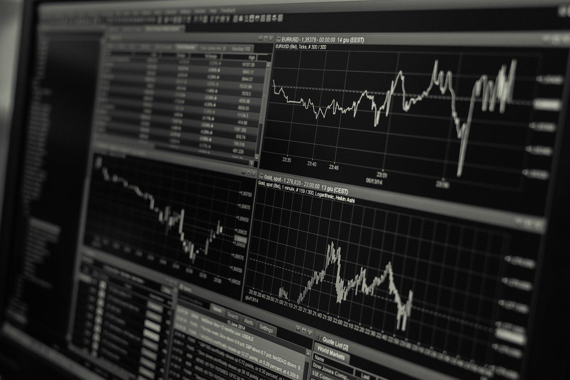 Weltweite Popularität des Online-Tradings